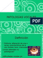 patologias laringeas