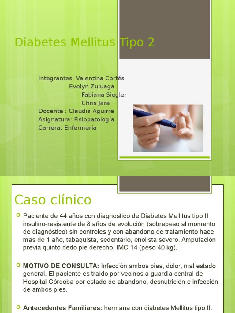 manejo de la diabetes mellitus tipo 2 por dieta y plantas medicinales.
