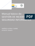 Manual Básico de Gestión de Incidentes de Seguridad Informática