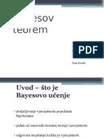 Bayesov teorem