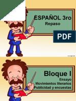 REPASO español 3