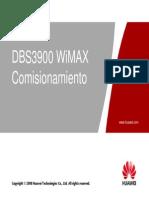 3 - OXB311110 DBS3900 WiMAX Manual de Comisionamiento ISSUE1.0