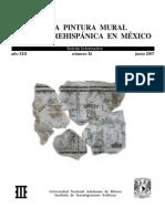 La Pintura Mural Prehispanica en México - B26