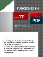 Class 2.2 Funciones en Oracle