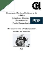 Neoliberalismo y Globalizacion1.