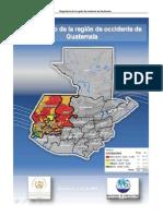 Diagnostico Agricola de Occidente Guatemala