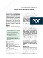 Practical Applications of Carbon Nanotubes in Medicine
