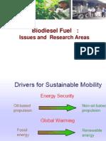 Presentation on Biodiesel
