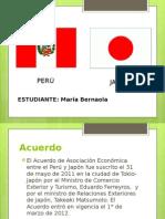 Asociación Económica entre el Perú y Japón