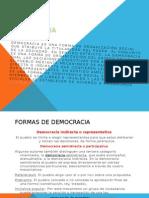 Democracia 2015