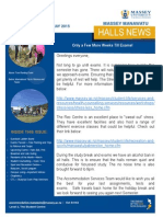 Halls Newsletter Issue 3 FINAL 2015