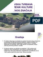 Igor Dimitrijević - Smederevska Tvrđava Kao Spomenik Kulture Od Izuzetnog Značaja