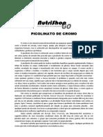 Informativo 23 - Picolinato de Cromo