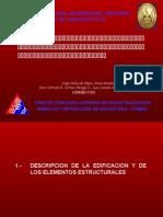 Analisis Estructural Dinamico - Estructura de Concreto Armado