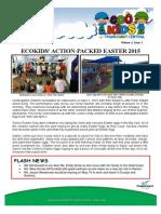 Issue 1 Volume 1 April 2015