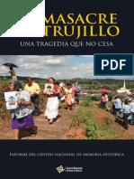 Trujillo - Una Tragedia Que No Cesa