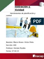 Administracion Planificacion y Control