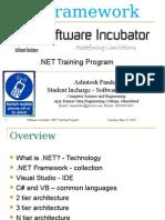 Software incubator