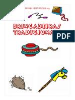 BRINCADEIRAS TRADICIONAIS
