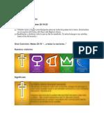 """Nuestra Misión Mundial """"La Alianza Cristiana y Misionera"""""""