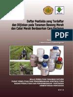 Pestisida Untuk Bawang Merah-cabai Merah