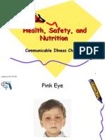 hsan communicable illness charades