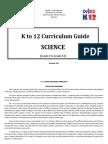 science curriculum guide grades 3-10 december 2013