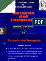 Retardo Del Lenguaje