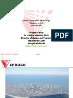Presentation IIT UPM2014