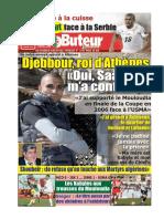 LE BUTEUR PDF du 07/02/2010
