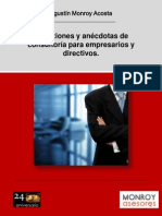 Libro Reflexiones Para Directivos