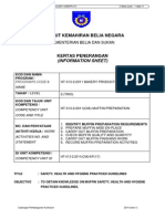 Kertas Penerangan Update (Kp) Kbs