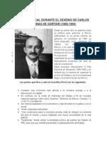 POLÍTICA FISCAL DURANTE EL SEXENIO DE CARLOS SALINAS DE GORTARI.docx