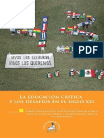 Educación crítica