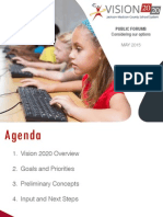 JMCSS Vision 2020 Overview