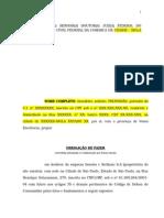 Ação Saraiva - Modelo