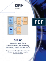 SIPAC Signal Intelligence Processing