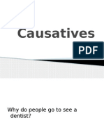 Causatives Intro