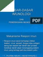DASAR-DASAR IMUNOLOGI.ppt