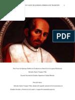 Vasco de Quiroga Significación de Tradición en Michoacán