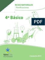 4 Basico Ciencias Aptus Planificaciones