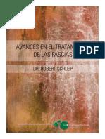 Avances en El Tratamiento de Fascias - Robert Schleip