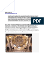 The Great Mosque of Cordoba Geometric Analysis