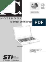 Manual de Instruções NE 570558