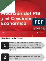 1. Presentacion No. 2 Medicion Del PIB y El Crecimiento Economico 2