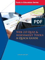 Web 2.0 Quiz & Assessment Tools