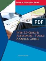 Web 2.0 Quiz & Assessment Tools