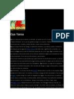 pataki de Oya