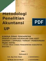 Presentation UP METOD