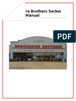 brookshire brothers training manual tecm 2700
